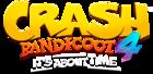 Crash4 logo rgb wht final2