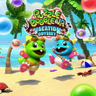 Puzzle bobble vr vacation odyssey art