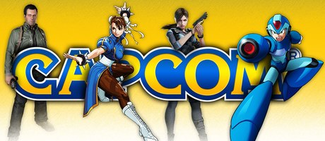 Capcom header