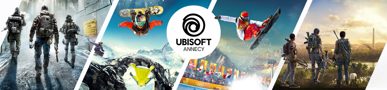 Jobs at Ubisoft Annecy