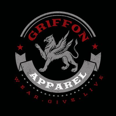 Griffon apparel logo black