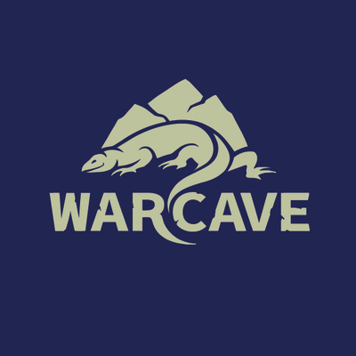 Warcave blue