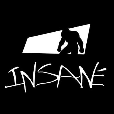 Artstation   insane logo