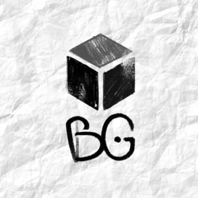 Bg logo paper
