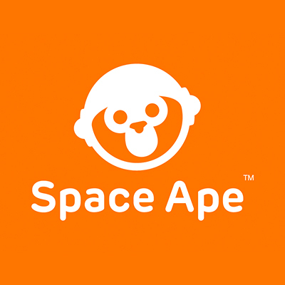 Space ape studio logo published