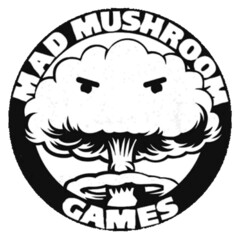 ArtStation - DRAWING LIKE BLACKTHORNPROD , Mad Mushroom Games