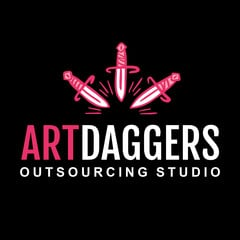 ARTDAGGERS OUTSOURCING STUDIO