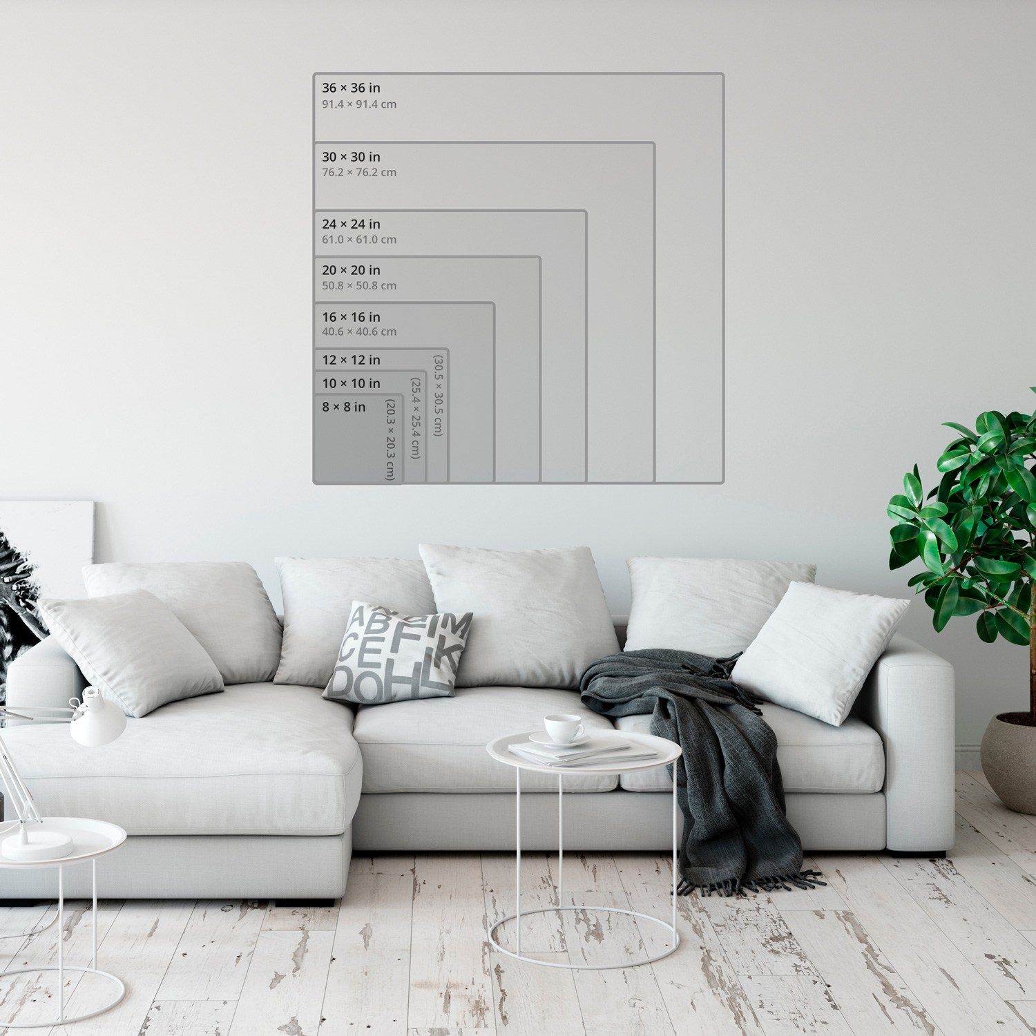 Art print aspect ratio 1.00