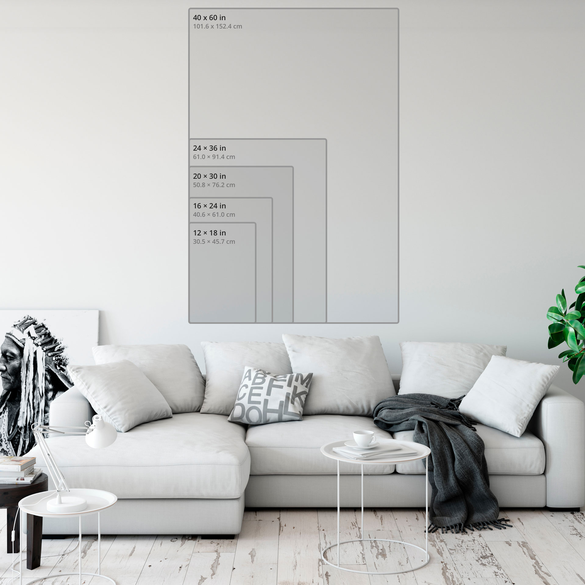 Hd metal print aspect ratio 0.67